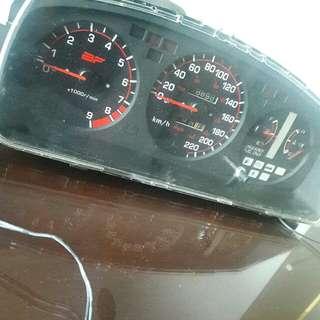 Honda speedometer cluster