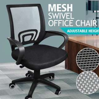 Black comfortable computer office chair