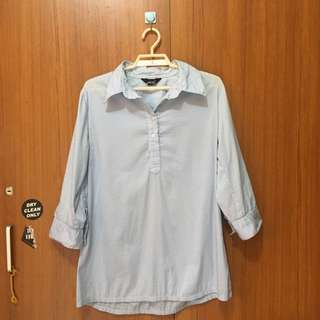 Formal Pull Over (forgot what it is called)