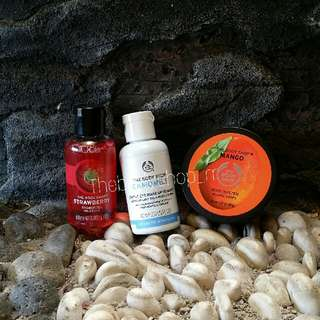 The Body Shop Travel Size