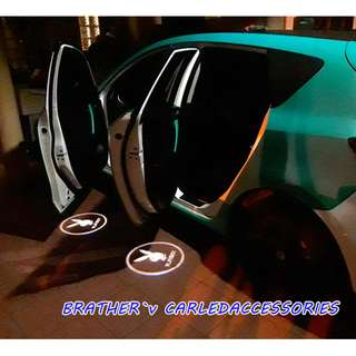 Car Door Welcome Light Shadow Light