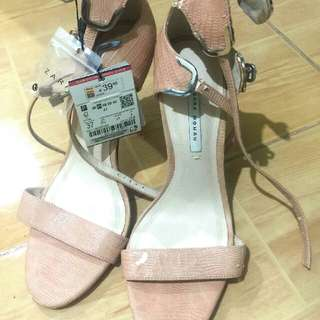 Repriced Zara Shoes