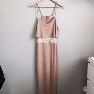 Livy Long Dress