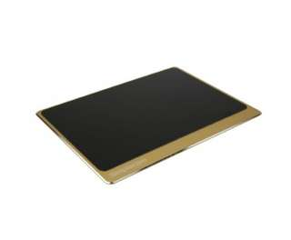 Simplecom CM210 Aluminium Panel Gaming Mouse Pad with Non-Slip Base for Accurate Control Gold