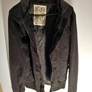 Black Factorie Jacket