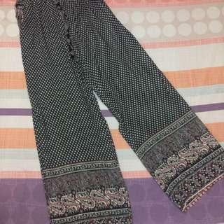 Shop Copper Wide Leg Pants