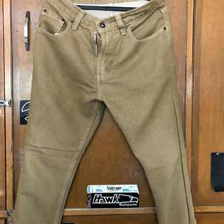 Code Blue Brown Jeans