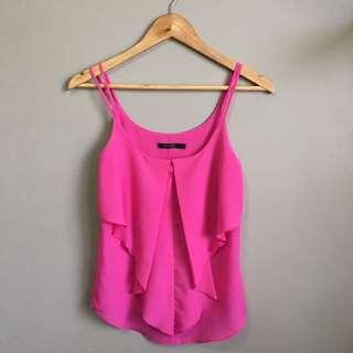 Portsman Pink Top