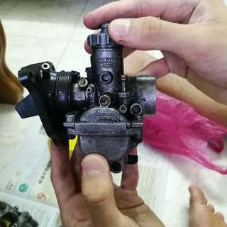 Carburetor Suzuki Rg