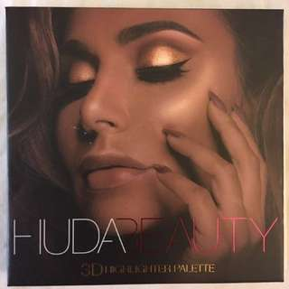 New Sephora HUDA Beauty