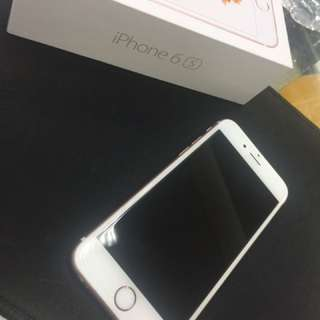 蘋果iPhone 6s 64g玫瑰金