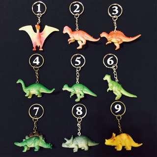 小恐龍鑰匙圈🔑SMALL PLANET⭐️ #50元生活物品
