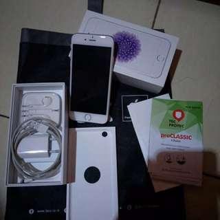 Iphone 6 64GB Silver IBOX