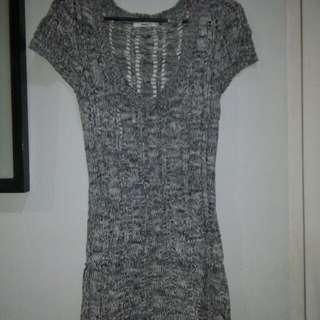 Knitted Dress (Papaya Brand)