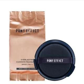 PONY EFFECT (refill) Everlasting Cushion Foundation