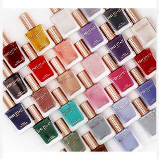 PONY EFFECT Nail Lacquer in Selfie