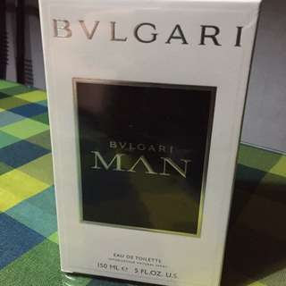 Genuine(Original) BVLGARI MEN Eau de Toilette 150ml