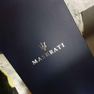 🚚 Maserati 原廠精品 旅行收納袋 鞋履包 #含運最划算