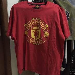 Manchester United MU Shirt Original Official Products Beli Di Old Trafford