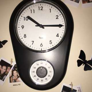 Timer And Clock