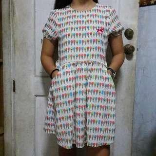 Cute ICECREAM Dress