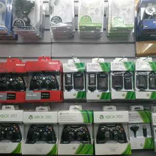 Xbox 360 Ps3 Ps4 Xbox One Controller And Accesories