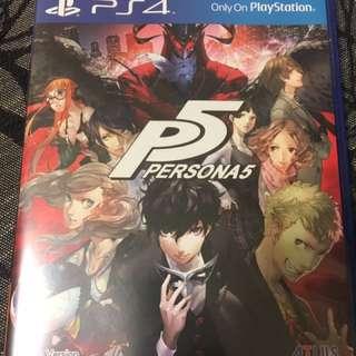 PS4 Persona 5 English R3