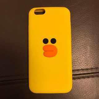 Line Sally iphone6 手機殼