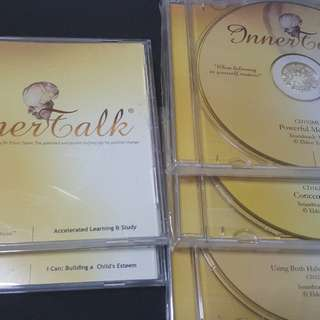 Inner Talk CD - Unleashing The Subconscious Within