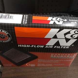 K&n Air Filter For R15 YA-1208