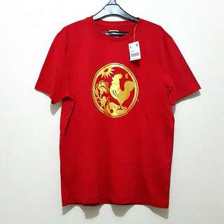 Rooster Giordano T-shirt