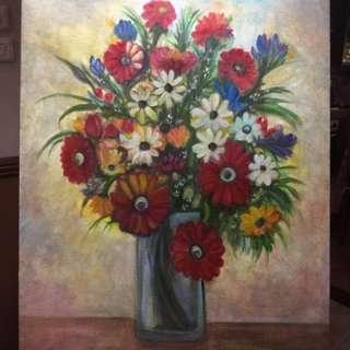 Fleurs No. 9