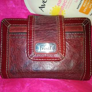 💱FOSSIL dompet wanita, sahih 💯% original