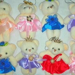 Bear Plushies