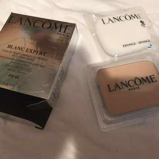 100% New Lancôme Blanc Expert Brightening Compact Foundation