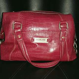 Nine West Red Handbag
