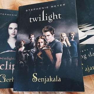 Twilight Novel Series #1 (BM Version)