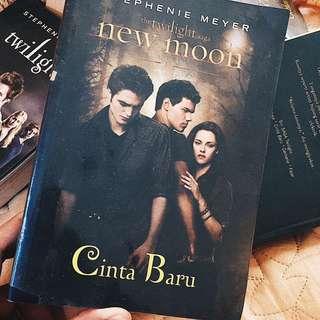 Twilight Novel Series #2 (BM Version)