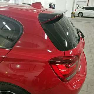 BMW 1 series AC Style F20 F21 Rear Roof Spoiler 116i 120i 118i M135i 2012 2013 2014 2015 2016 2017