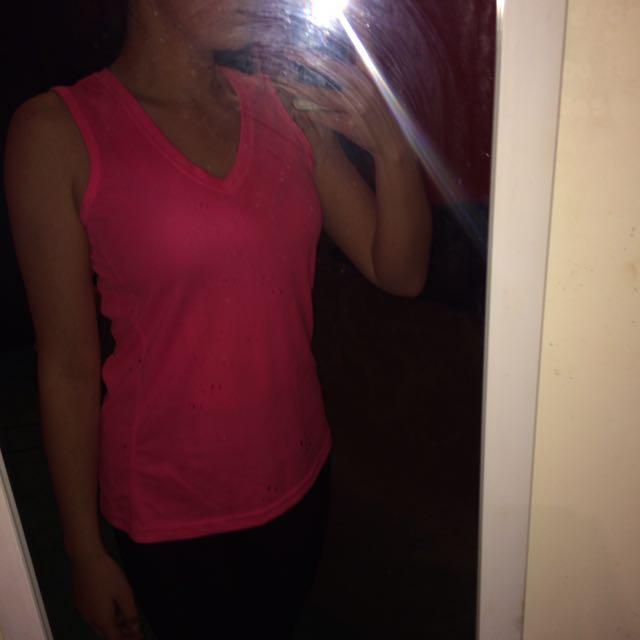 3x Fitness shirts