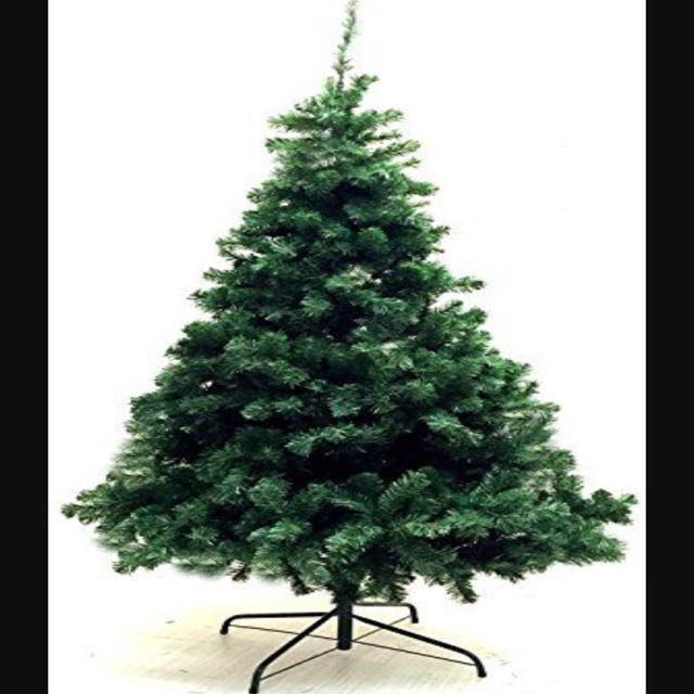 6 Feet Green Daco Christmas Tree On Carousell