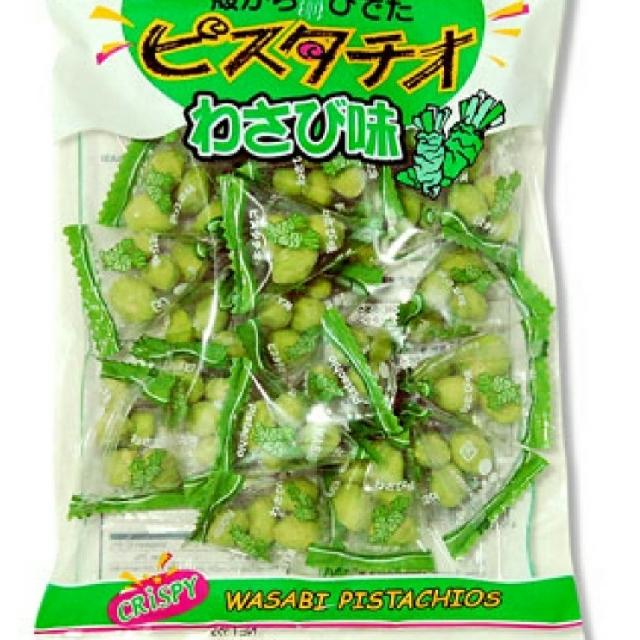 日本千成堂開心豆果子-芥茉