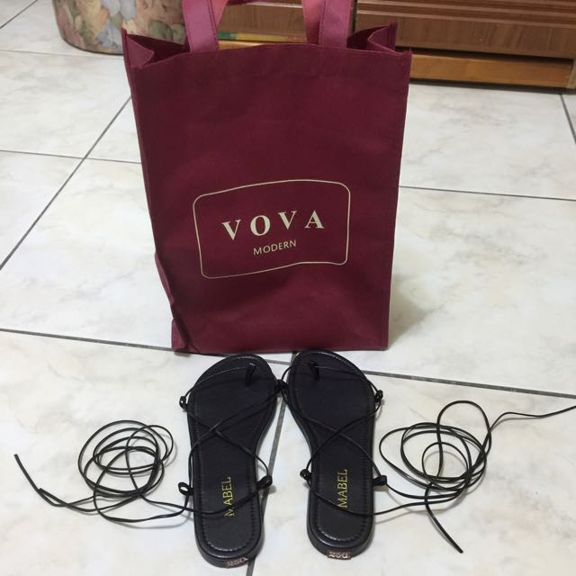 ‼️便宜出售‼️女神款綁帶涼鞋