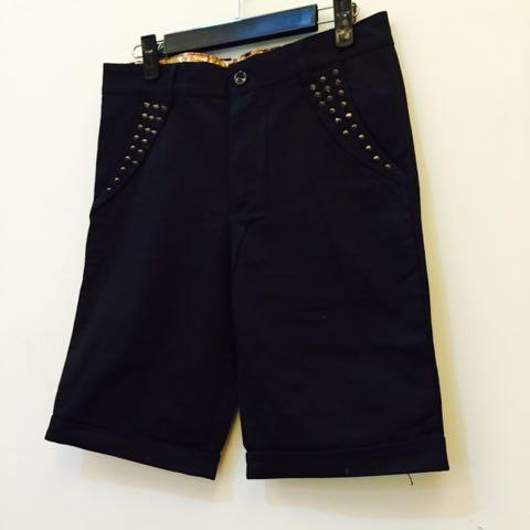 黑暗 短褲