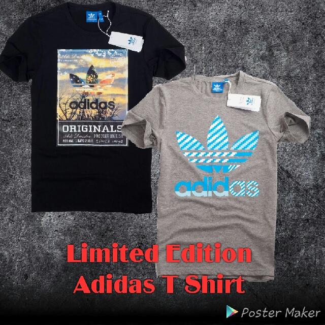 tute adidas limited edition