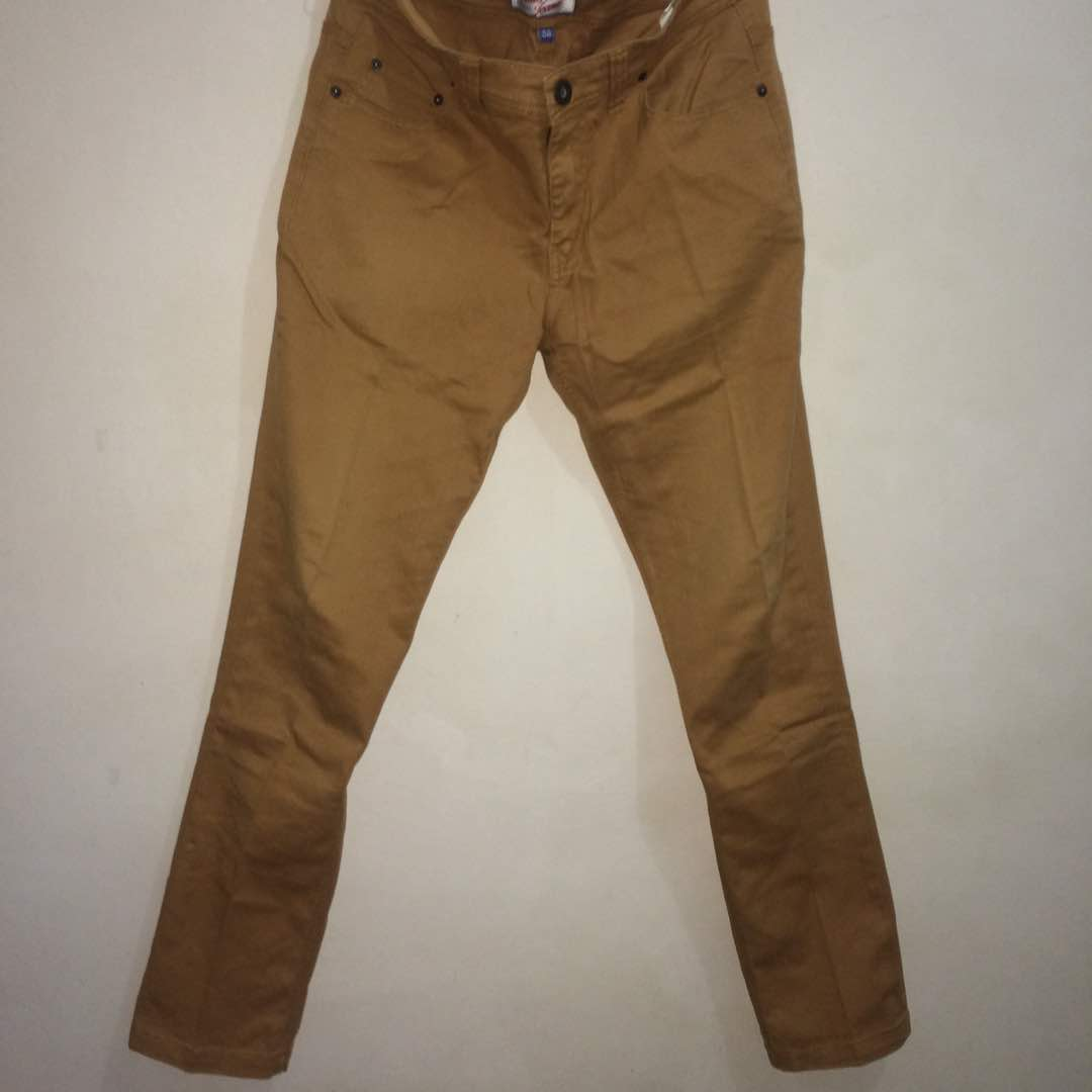 American Jeans Chino Chocolate Color