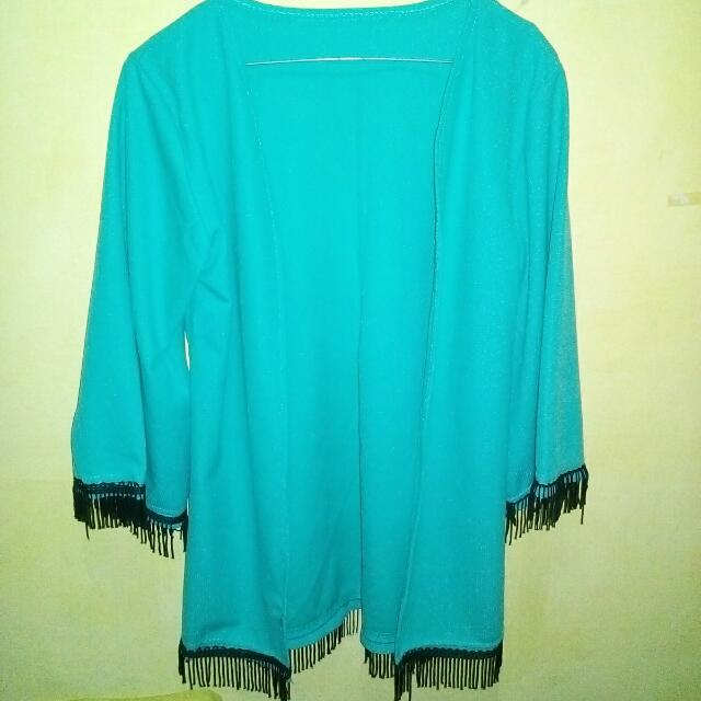 Atasan Outer Fringed