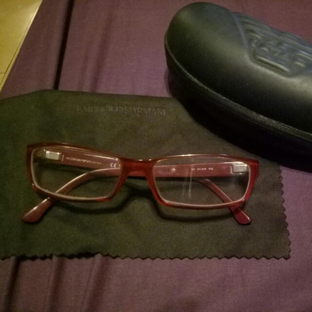REPRICED!!!Authentic Emporio Armani Eyeglasses
