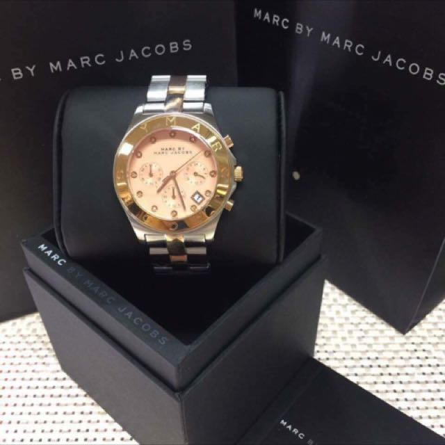 Authentic Marc Jacobs Watches