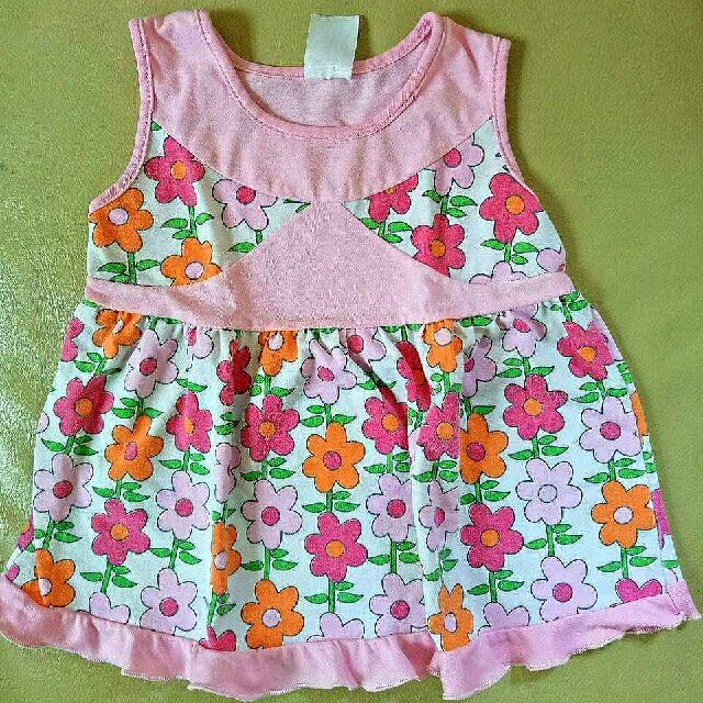 Baby Dress (Pambahay)